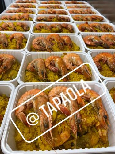 Paella Royal