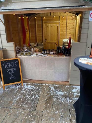 kerstmarkt Kortrijk 2019